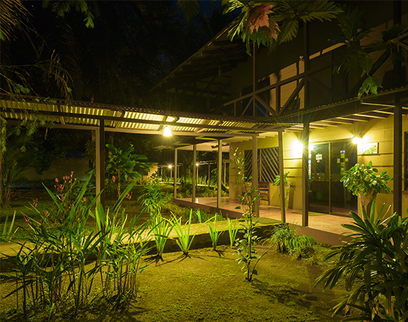 The best Hotel in Tortuguero Costa Rica