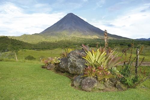 Volcano in Tilajari Hotel Resort