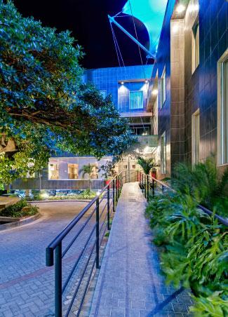 Studio Hotel Central Valley Region